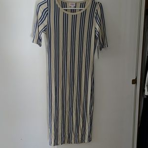 Lularoe Julia bodycon dress